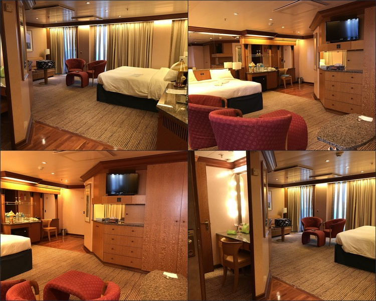 My Suite on Carnival Miracle