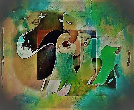 White Doves #28