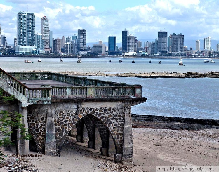 The Old and New City of Panama