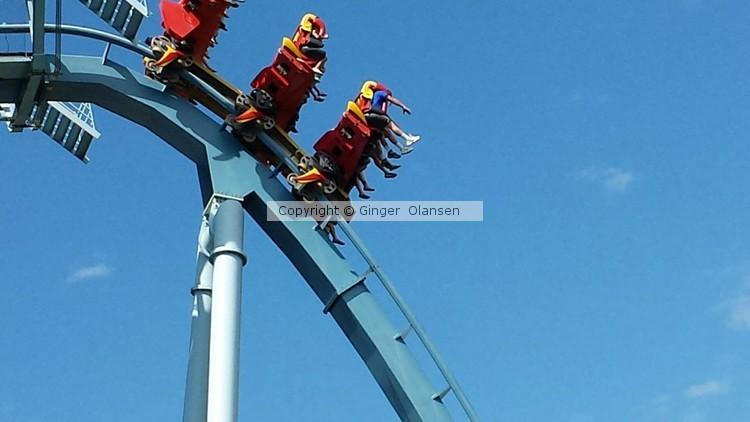 Busch Gardens Thrill, VA!