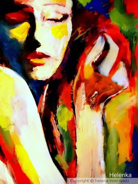 Art of the Day - Helena Wierzbicki