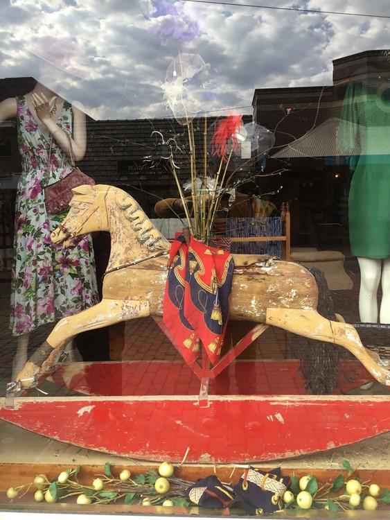 Window shopping Armidale NSW