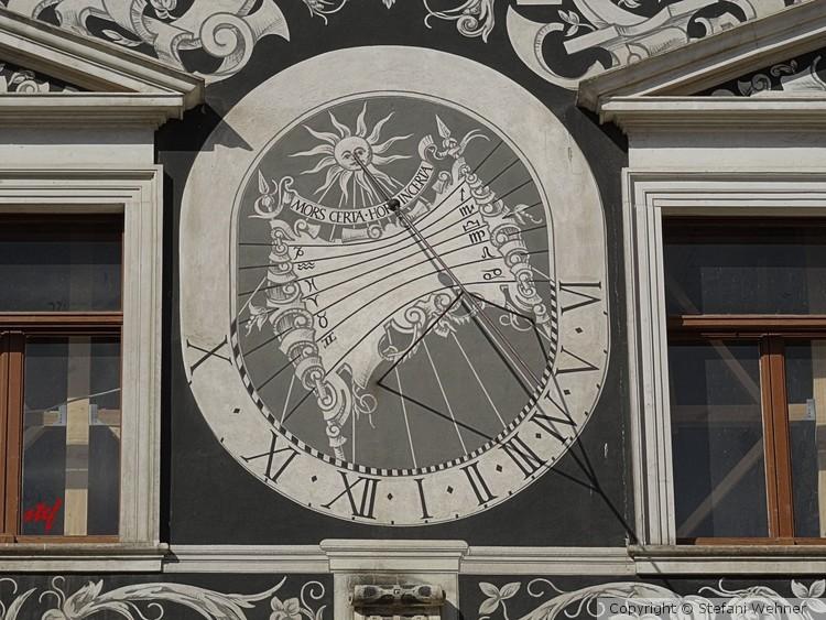 sunny day in Dresden