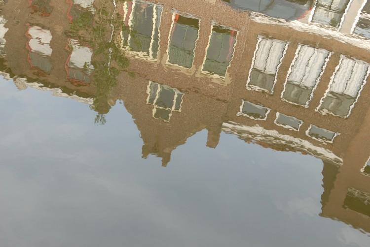 Windows Of Delft - 1