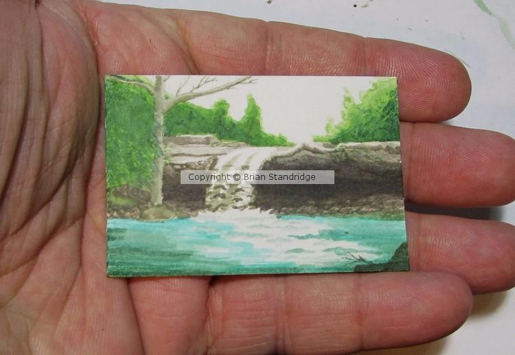 Falling Water Creek Falls