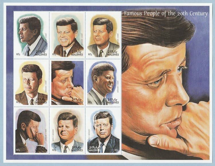 President Kennedy Stamps