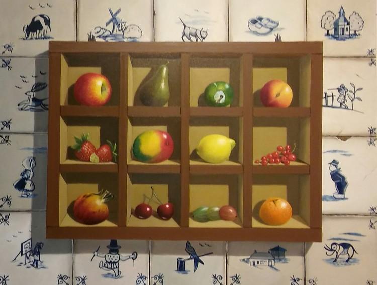 Verzameling vruchten