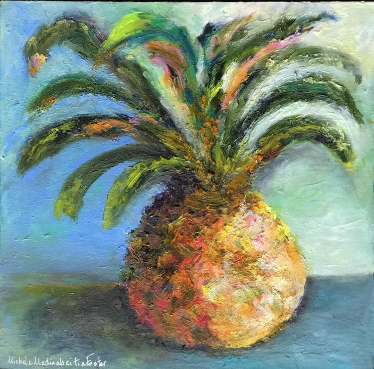 Big Welcome Pineapple