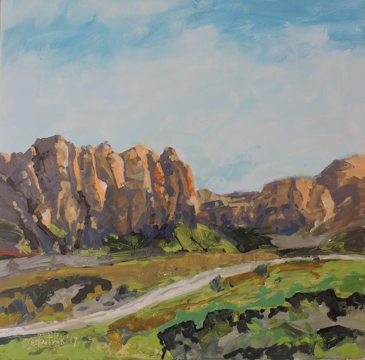 Canyon Ranch Road
