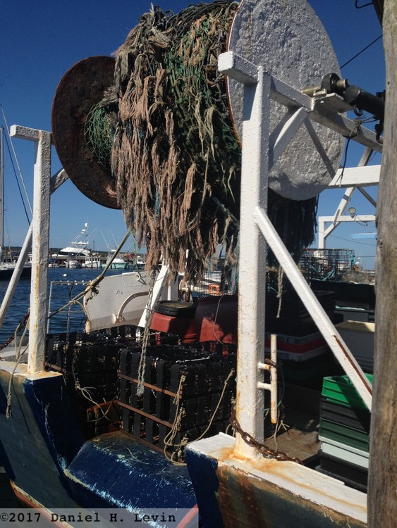 Fishing Boat, Menemsha Harbor