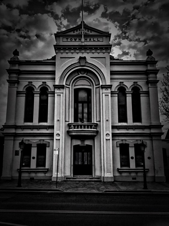 Town Hall Armidale NSW