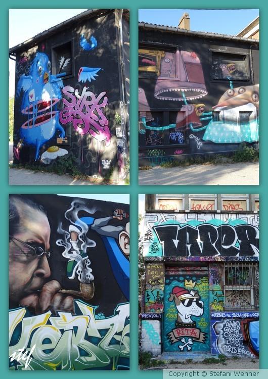 street art @ La Rochelle