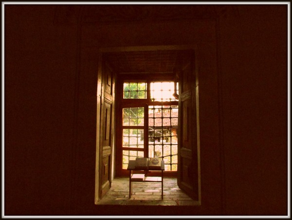 The divine window