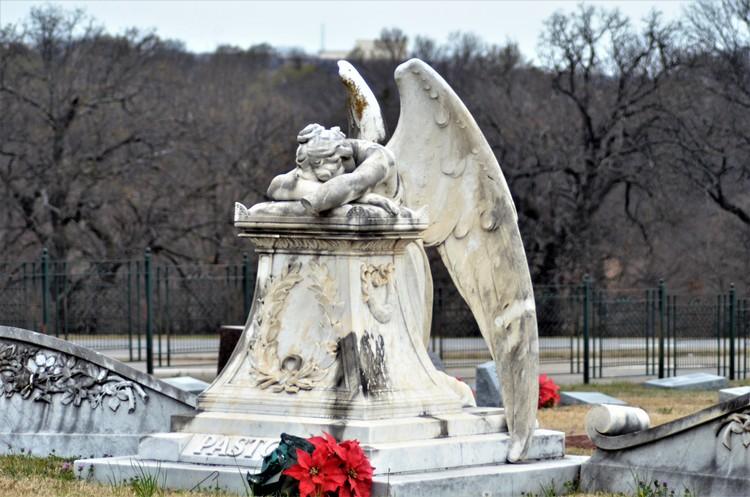 Angel Weeping
