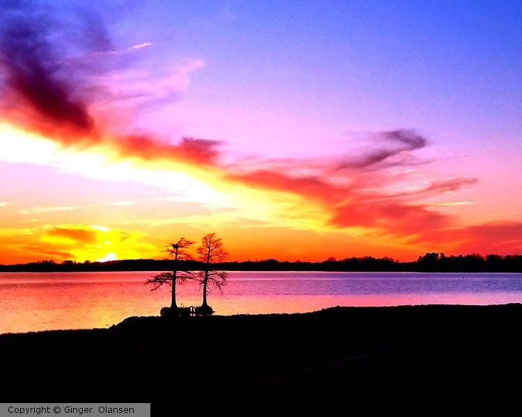 TRCC Sunset March 16, 2018