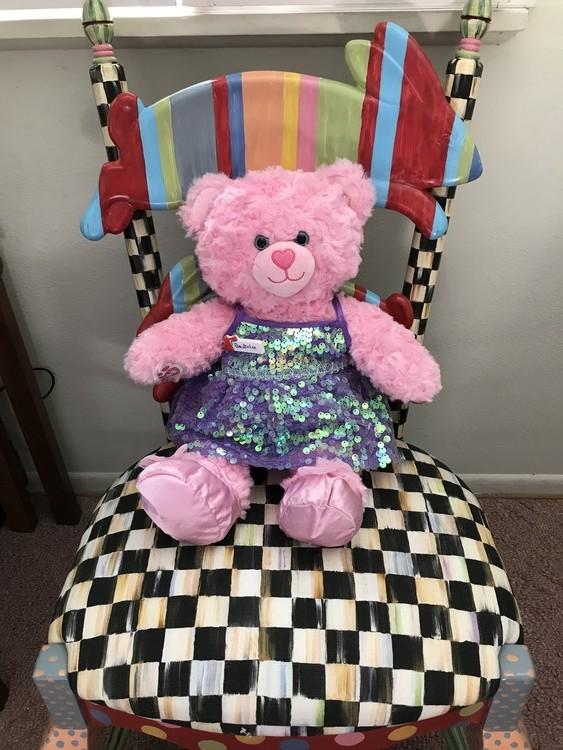 Beatrice in MacKenzie-Childs Chair