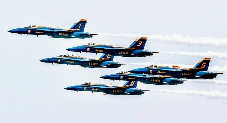 Blue Angels Finale