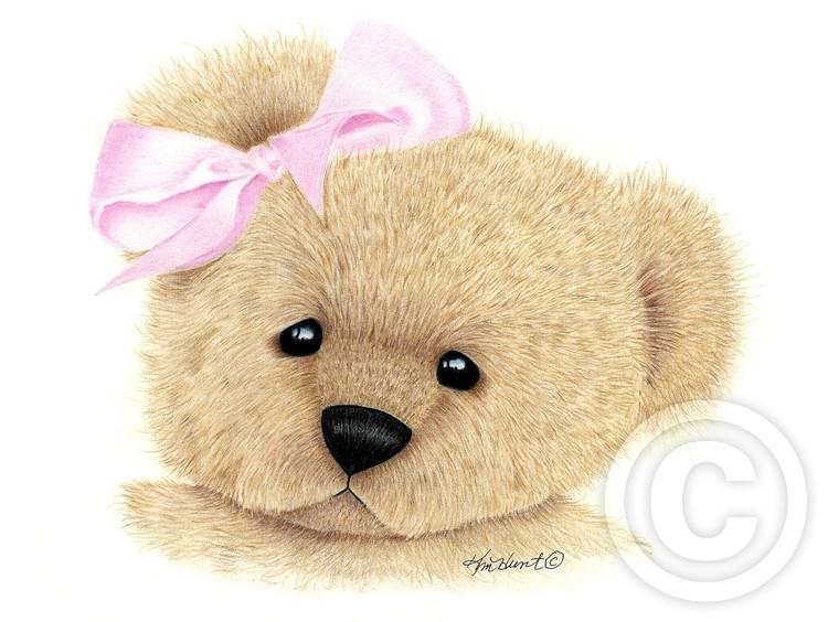 Miss Teddy Bear