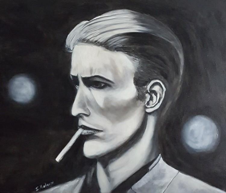 David Bowie RCA album cover