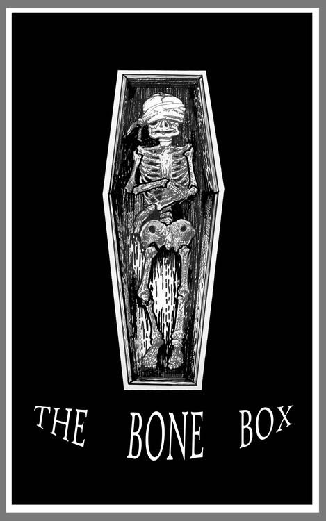 The Bone Box - Cover