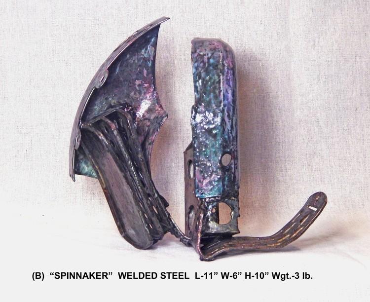 SPINNAKER copyright