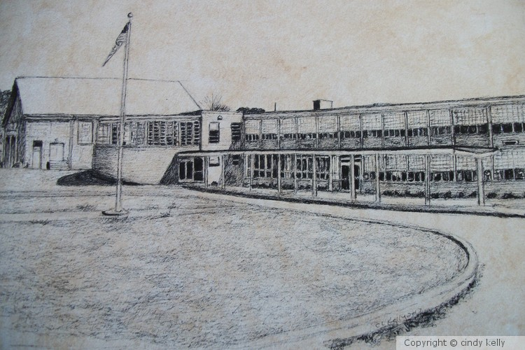 Mansfield JR- SR High School 1960,s