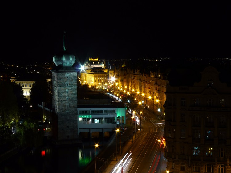 Prague By Night - 1