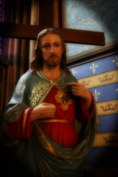 Sacred Heart - 1656