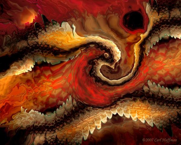 Reptilian Birth