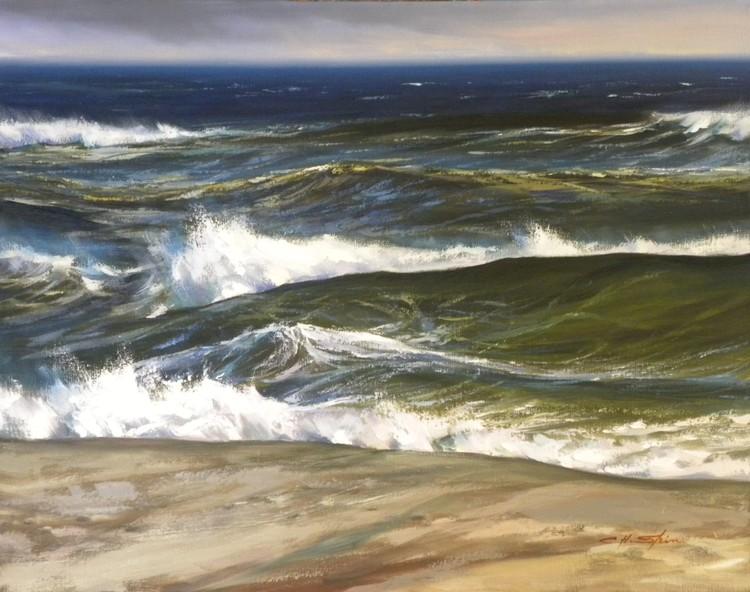 Jones Beach After Storm