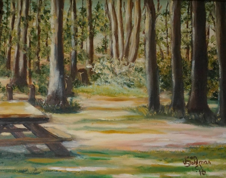 Picnic trail