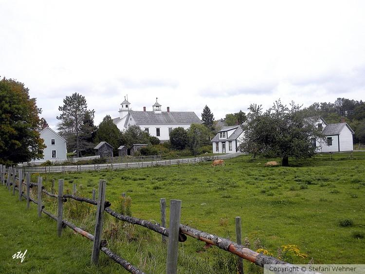 Sherbrooke Village