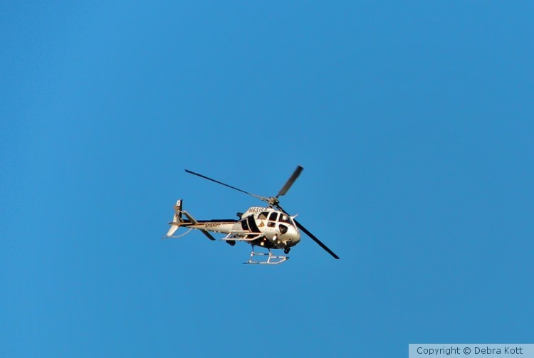 Sheriff Helicopter