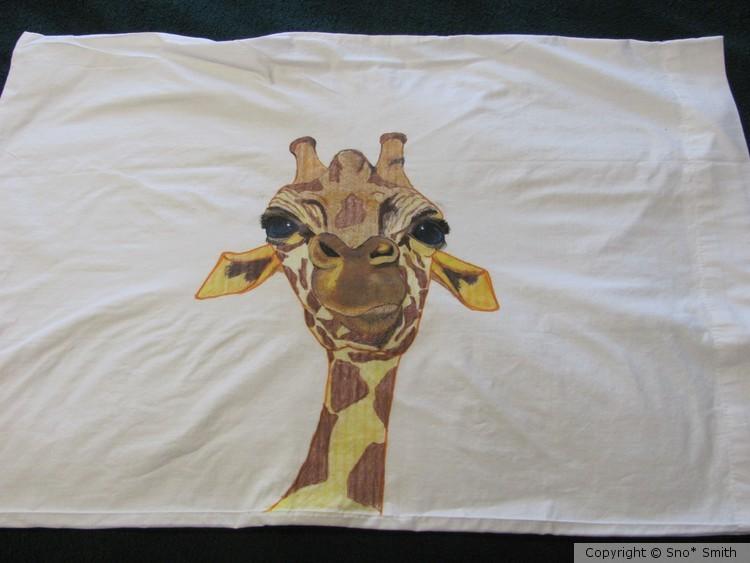 Giraffattitude