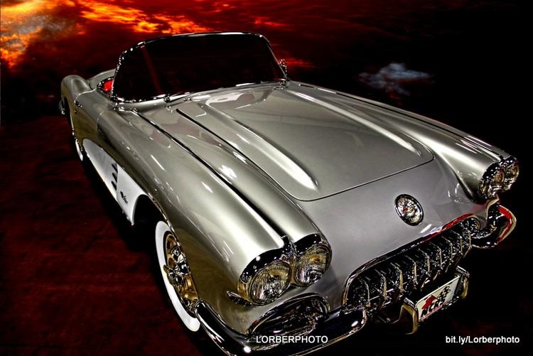 Sherry's 1954 C1 Corvette