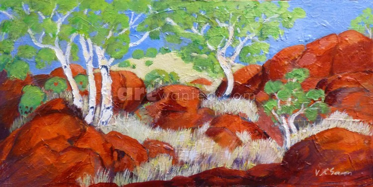 Devils Marbles.Small