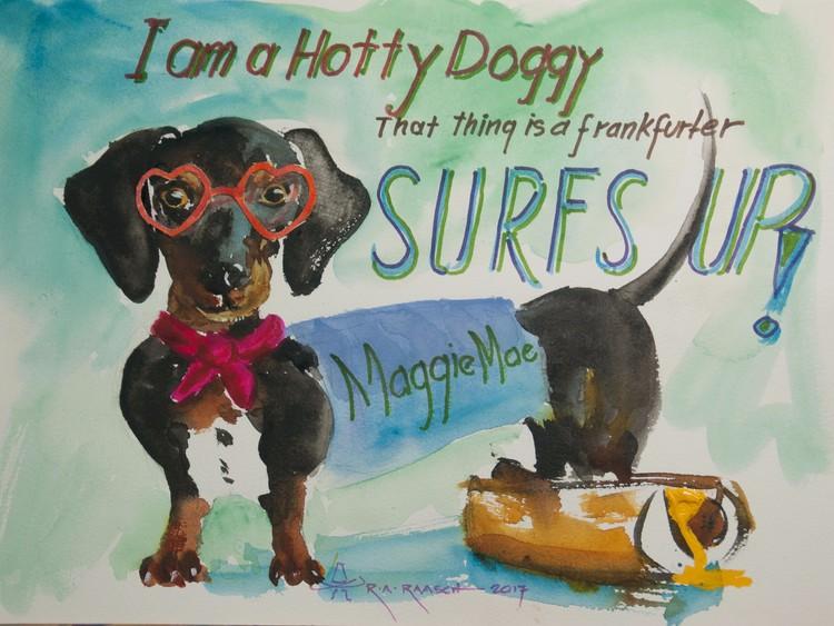 Hotty Doggy
