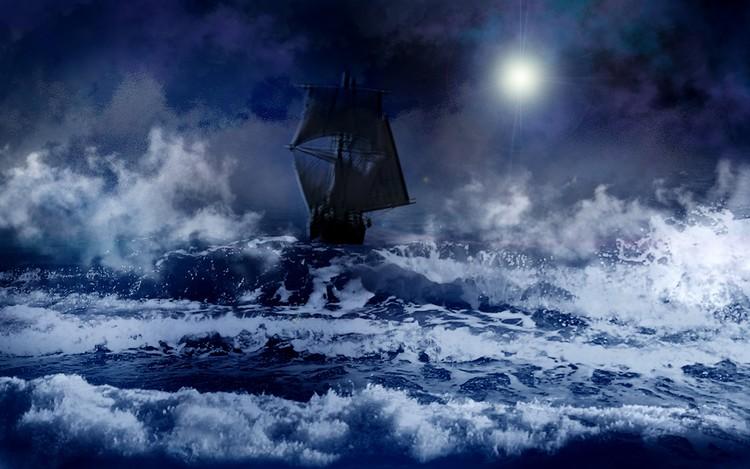Sailors Witch Storm