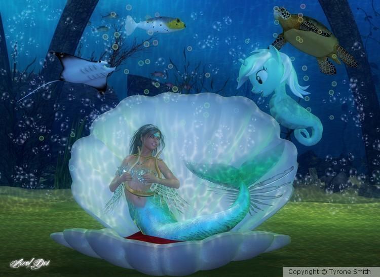 Lrya Heartstrings: Under the Sea