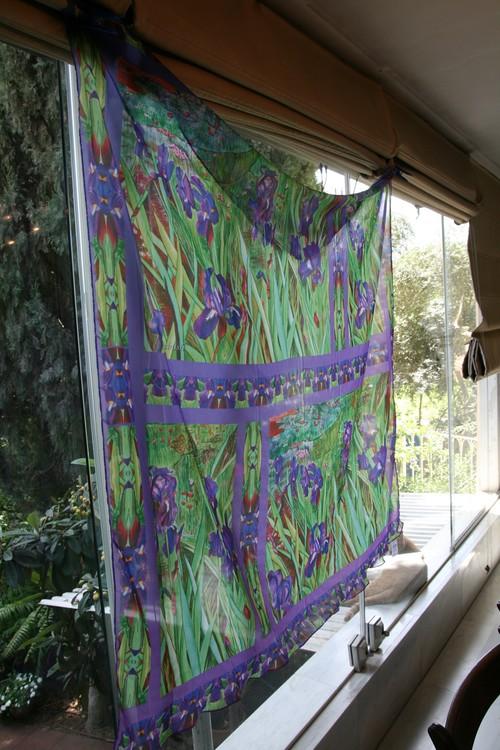 Irises For Textiles