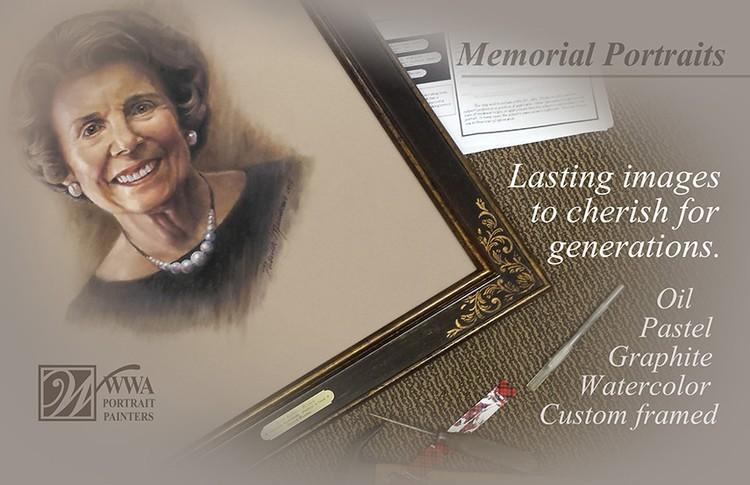 Memorial Portraits
