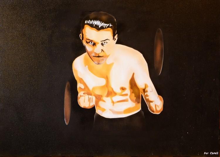 Danish Boxer Karl Andersen