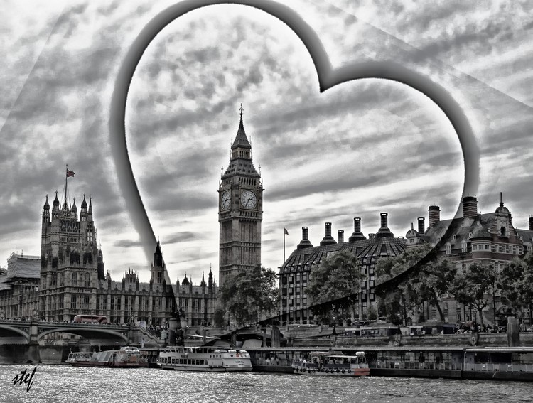 London in our heart