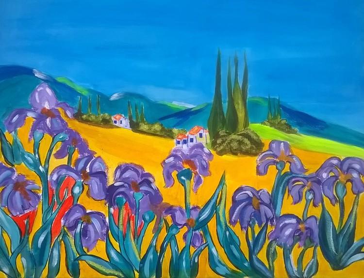 Iris de Provence