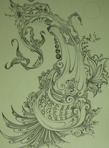 arabesku by seyyed amin nabipoor ArtWanted.com