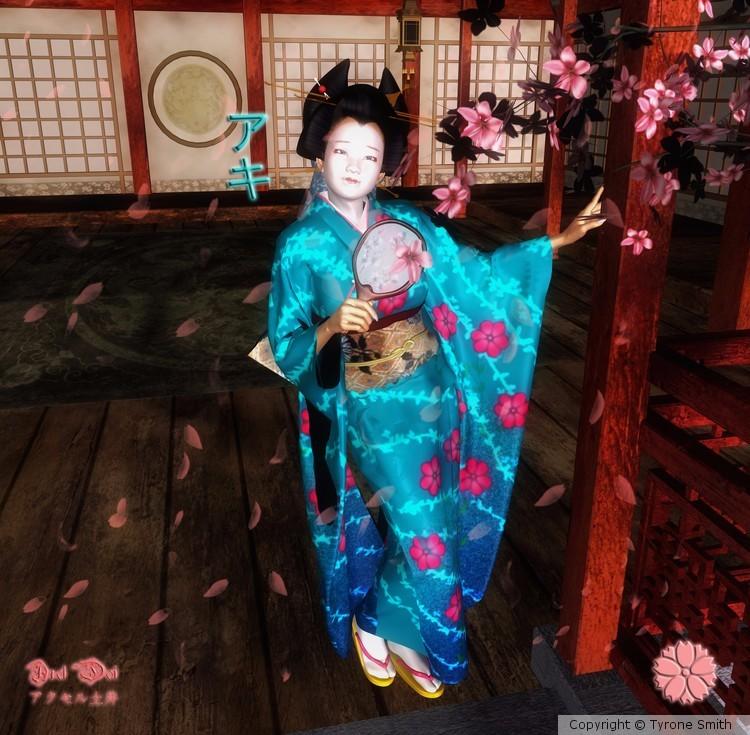 Aki The Japanese