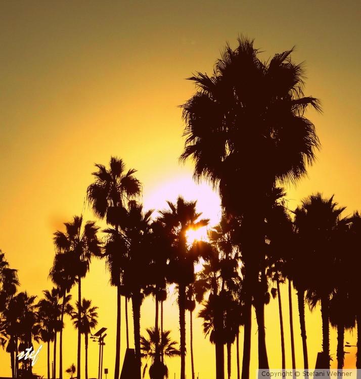 Californian sunset