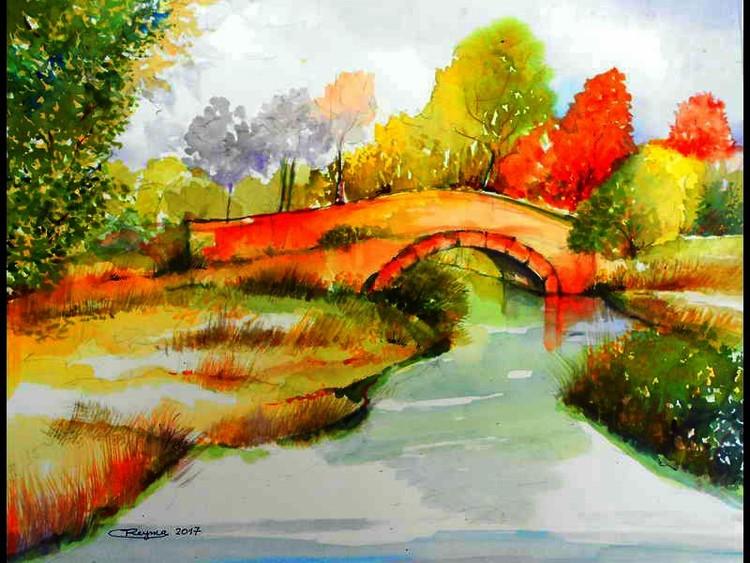 That old bridge