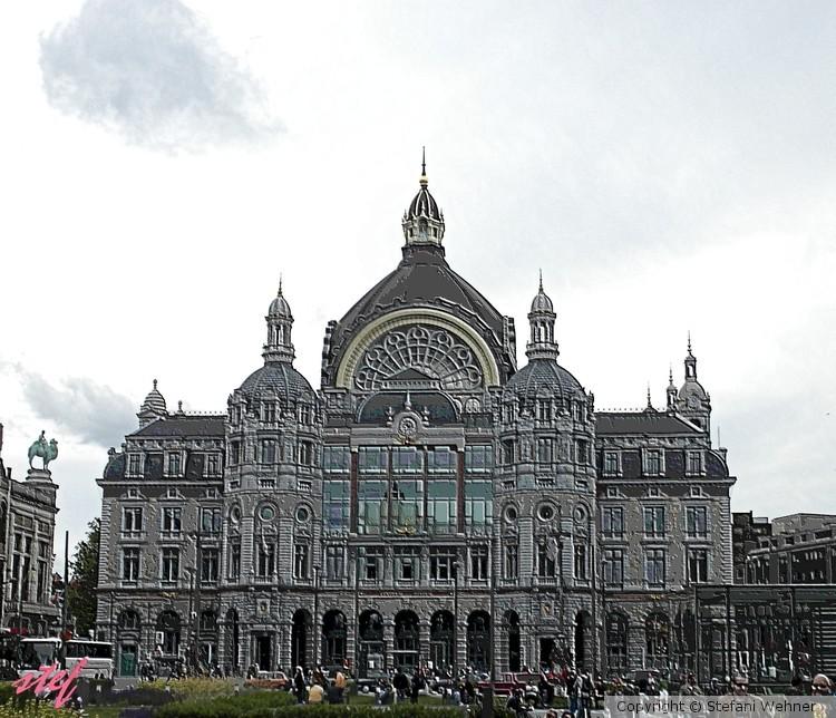Antwerp Centralstation