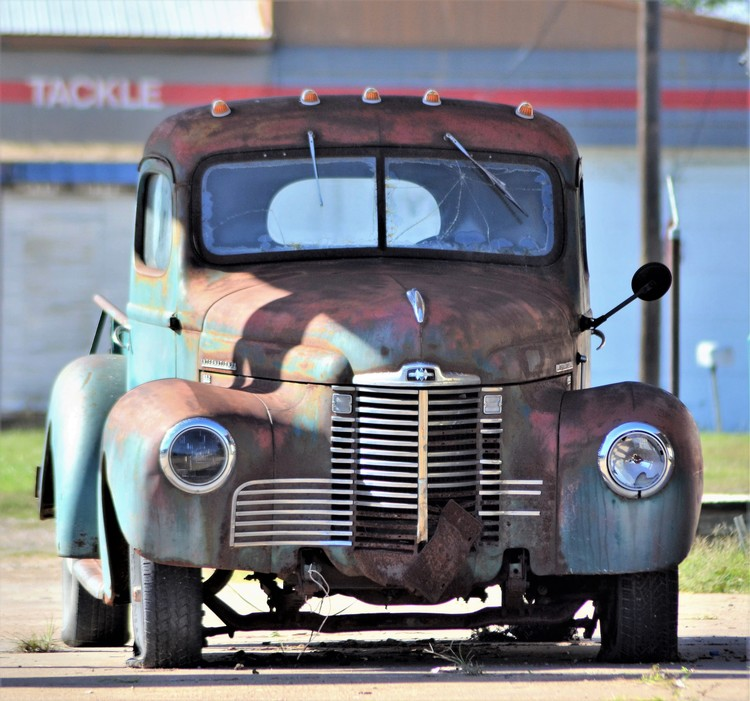 (1947) International KB-2 Truck